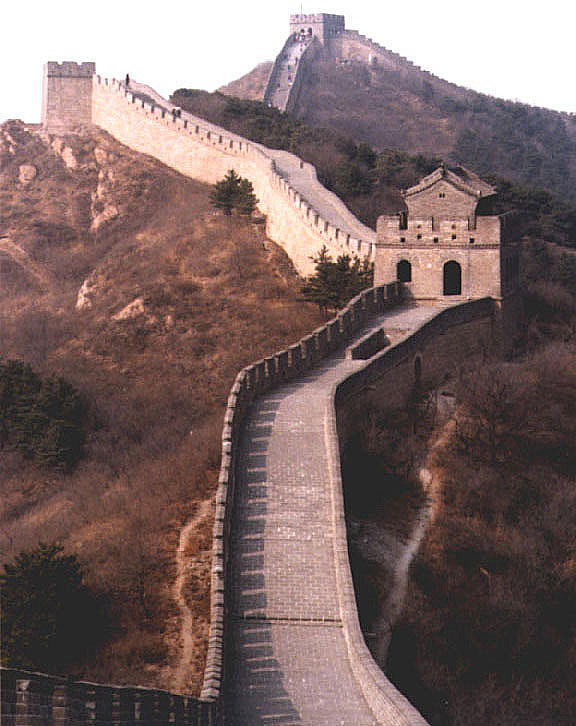 international volunteer abroad culture china tours-greatwall1