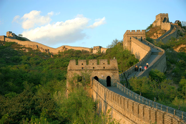 international volunteer abroad culture china tours-greatwall2