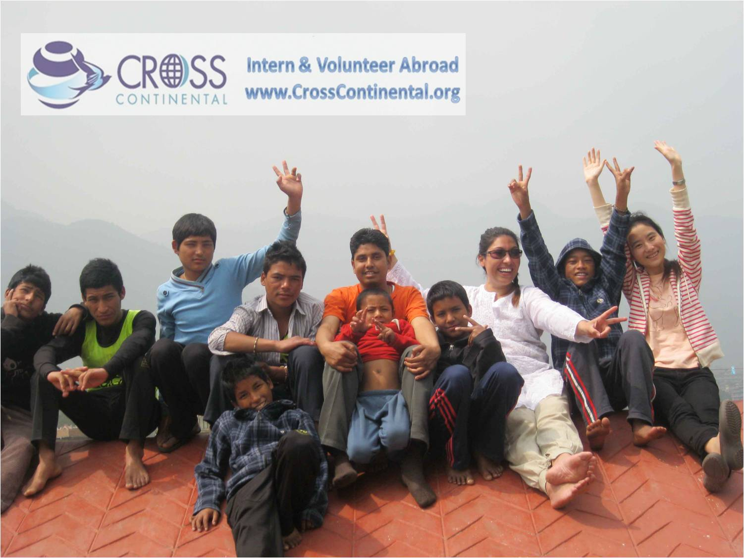international intern and volunteer abroad in Asia Nepal