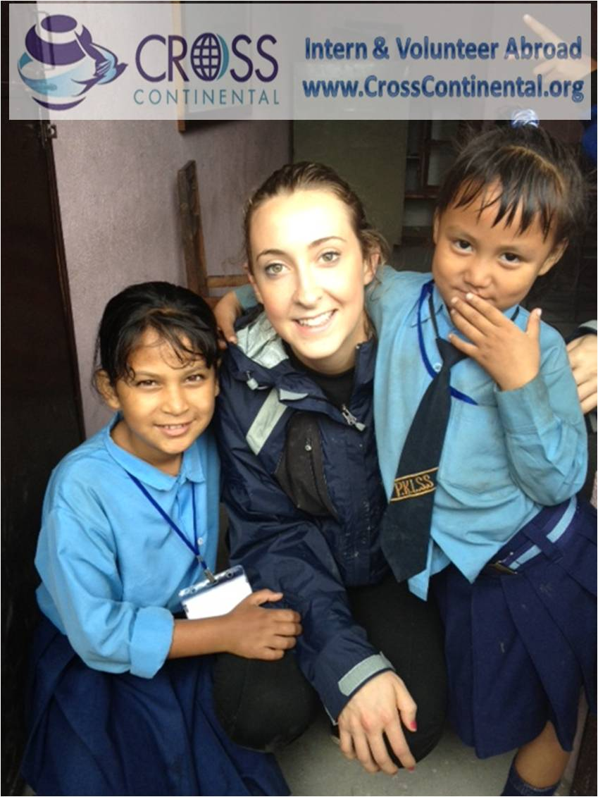 international intern and volunteer abroad Asia-Nepal