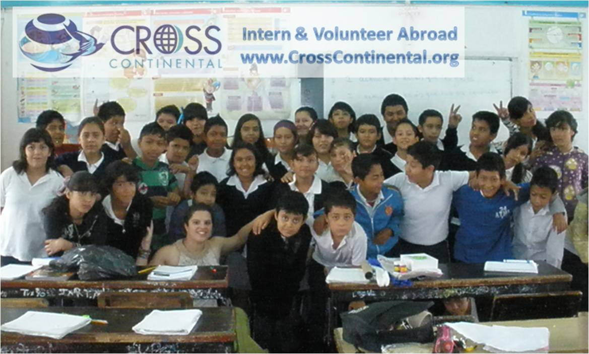 volunteer abroad in mexico