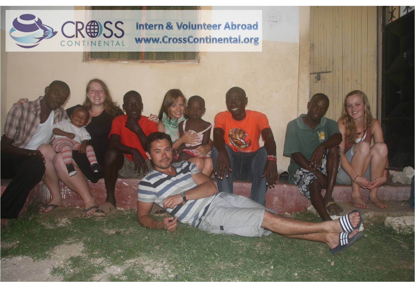 volunteer abroad in Africa