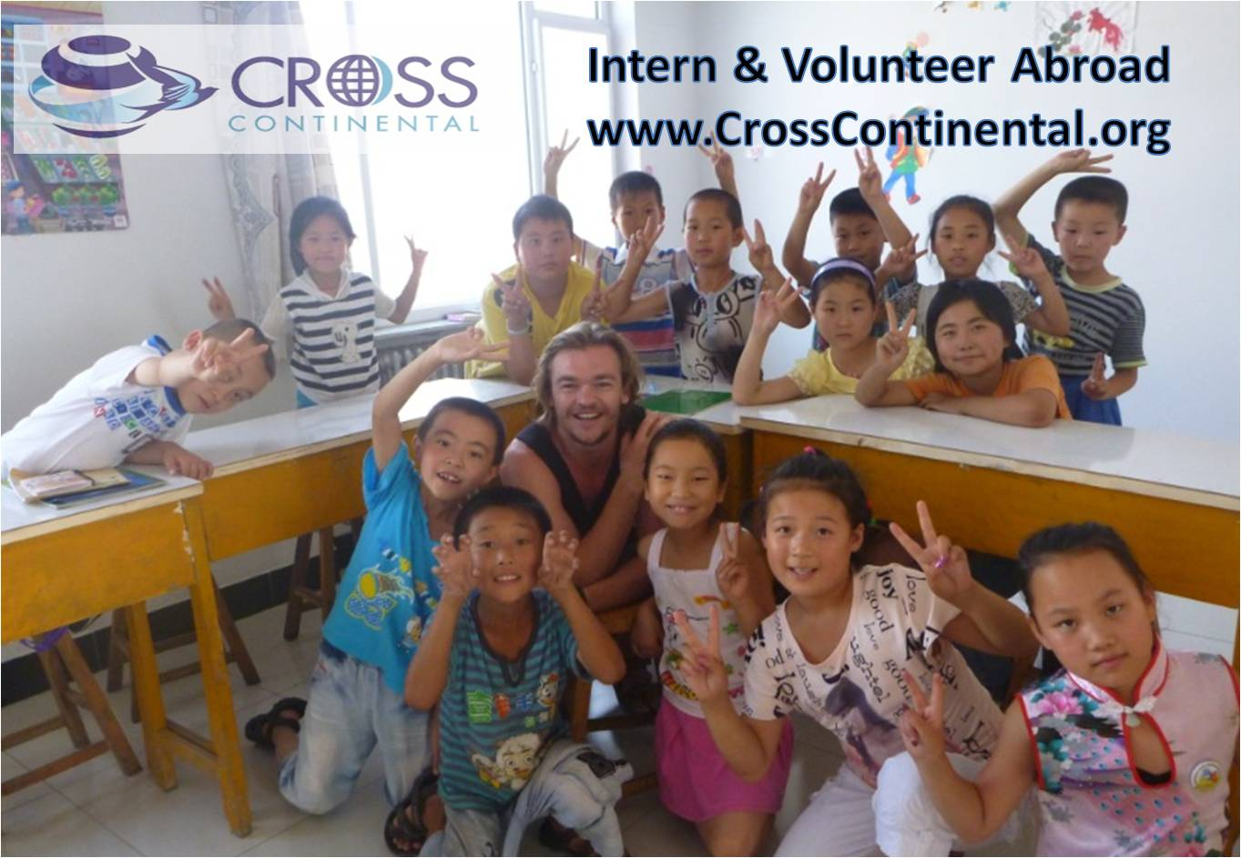 volunteer abroad in china