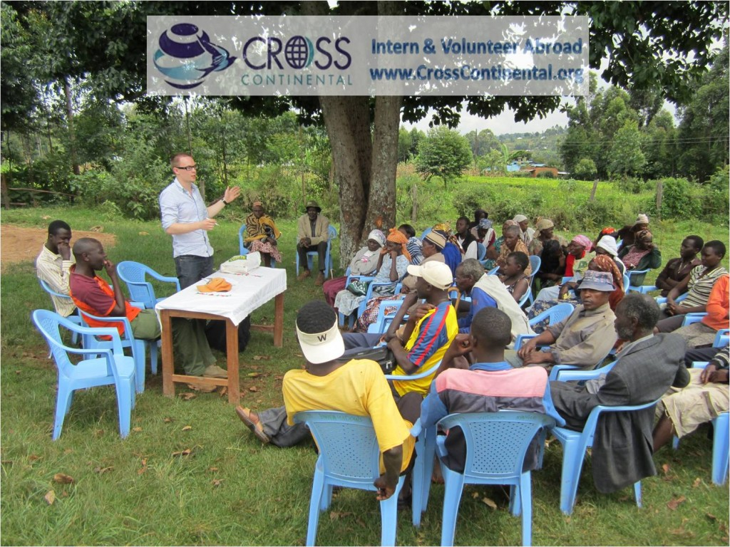 international internships and volunteer abroad Africa-Kenya-80-micro-finance work