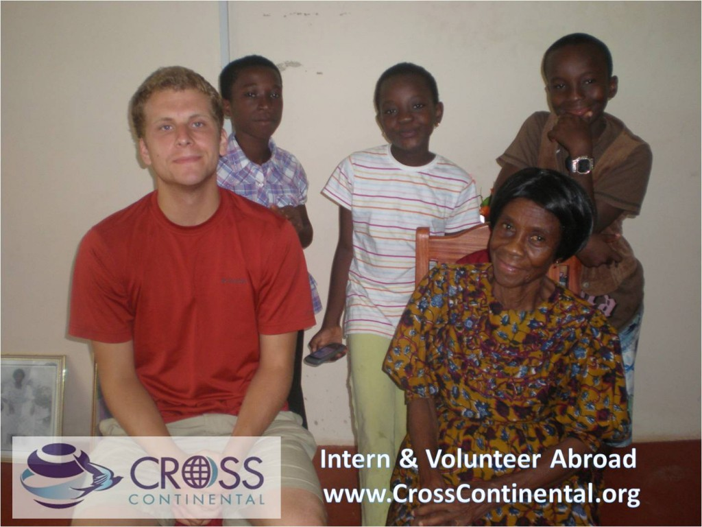international internships and volunteer abroad Africa-Ghana-cape coast