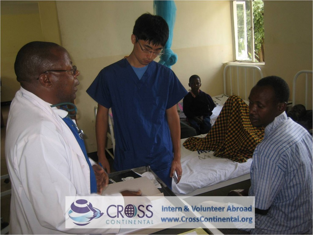 international internships and volunteer abroad Africa-Tanzania healthcare work