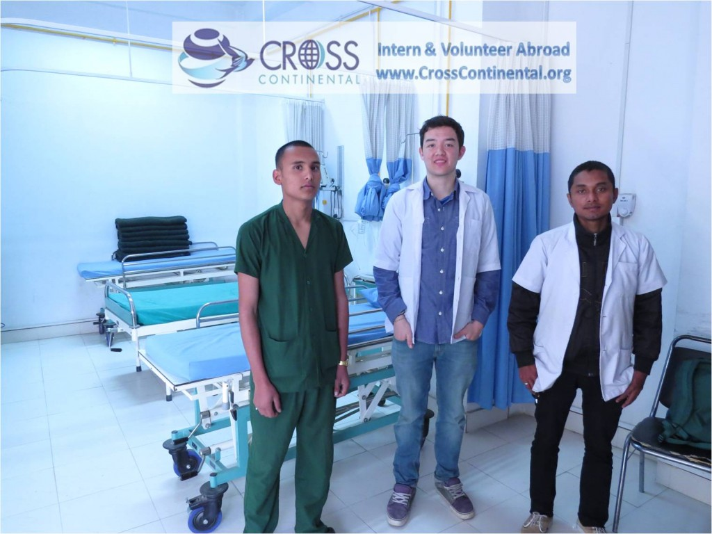 international internships and volunteer abroad Asia Nepal medical healthcare work in hospital