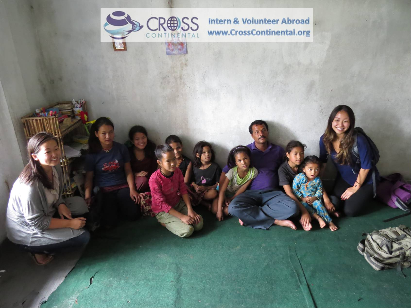 international internships and volunteer abroad Asia-Nepal, intern abroad, healthcare work, orphanage visit