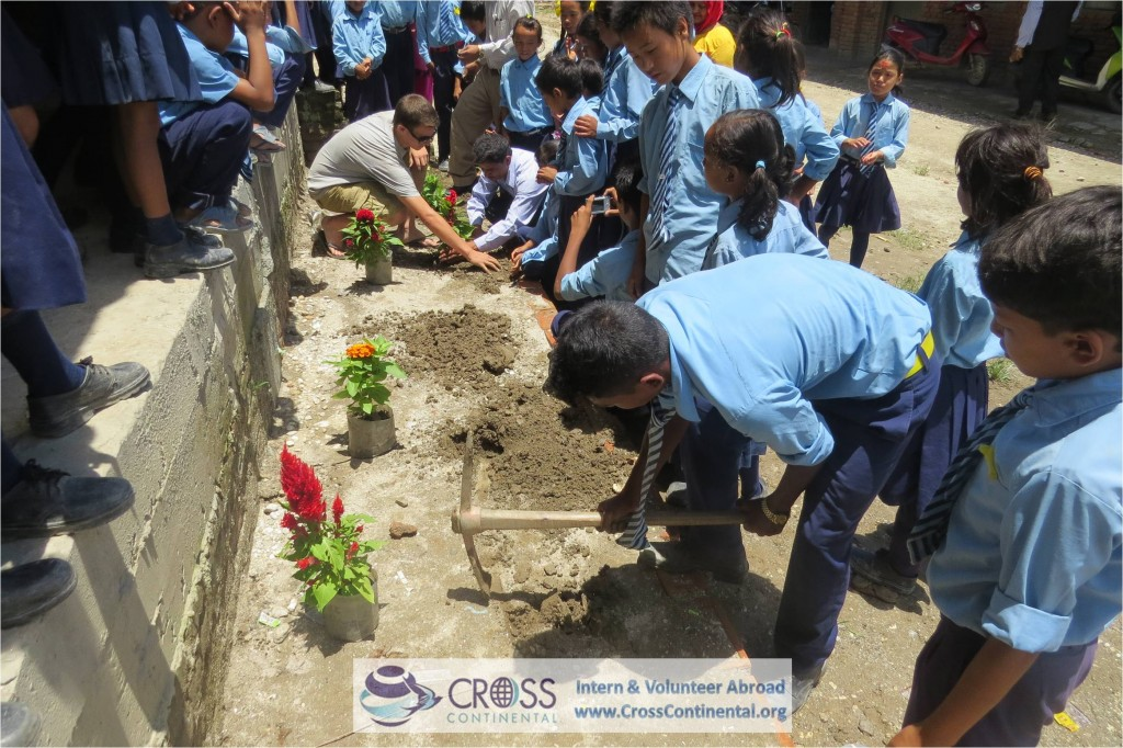 international internships and volunteer abroad Asia Nepal 175 intern abroad orphanage work and construction projects abroad