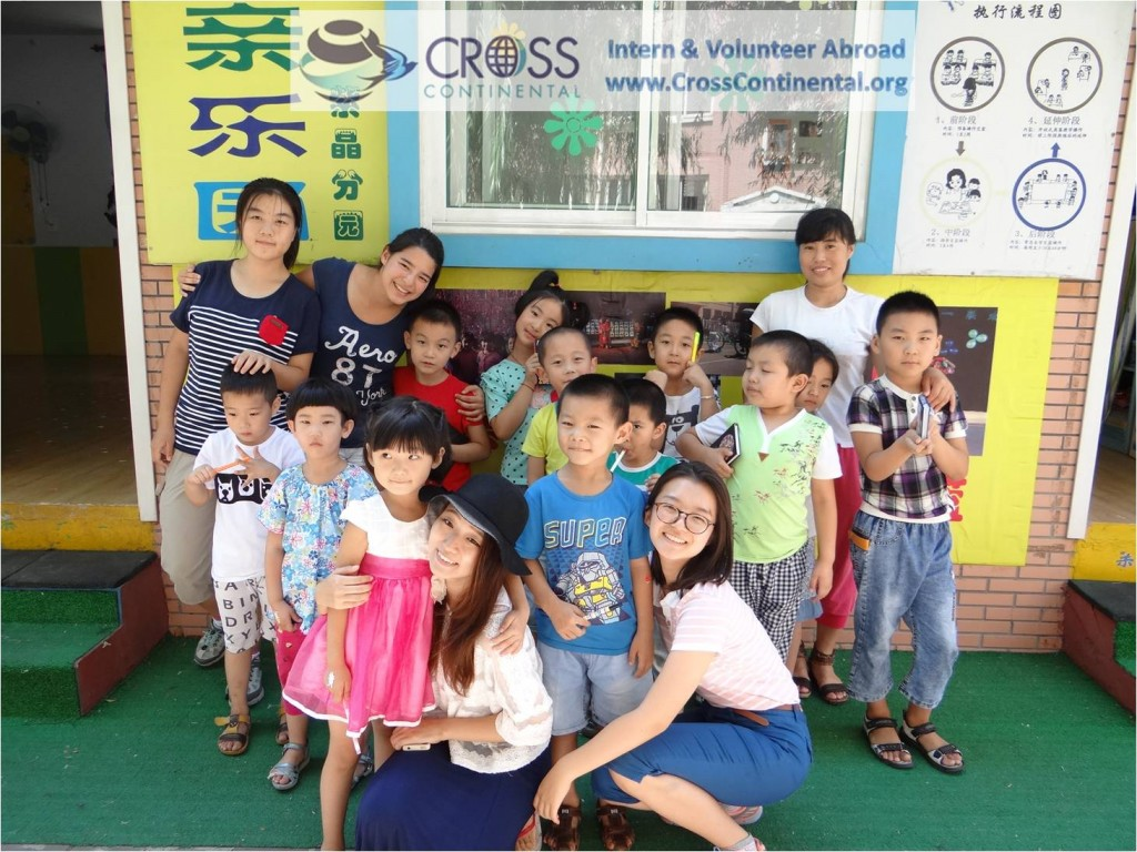 international internships and volunteer abroad Asia China 142 intern abroad teaching caregiving