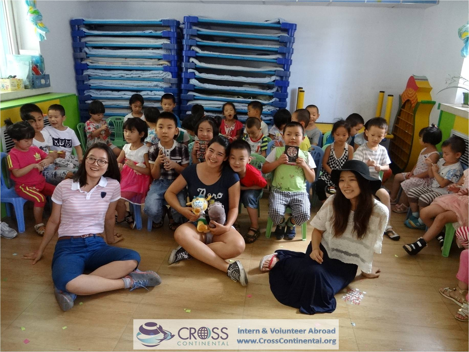 Youth Volunteer Group - Intern or Volunteer Abroad with ...