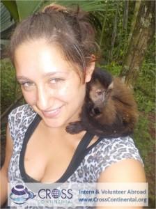 international internships volunteer abroad intern abroad Latin America Ecuador 141 tori wildlife internships abroad---