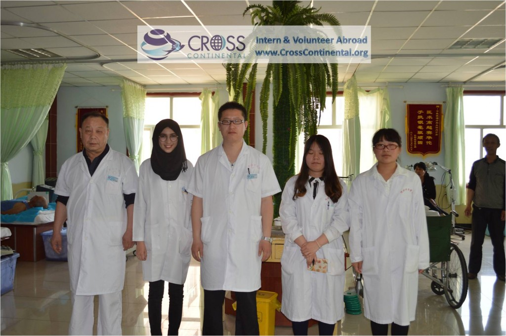 international internships Asia China 146 Uzma medical volunteer abroad