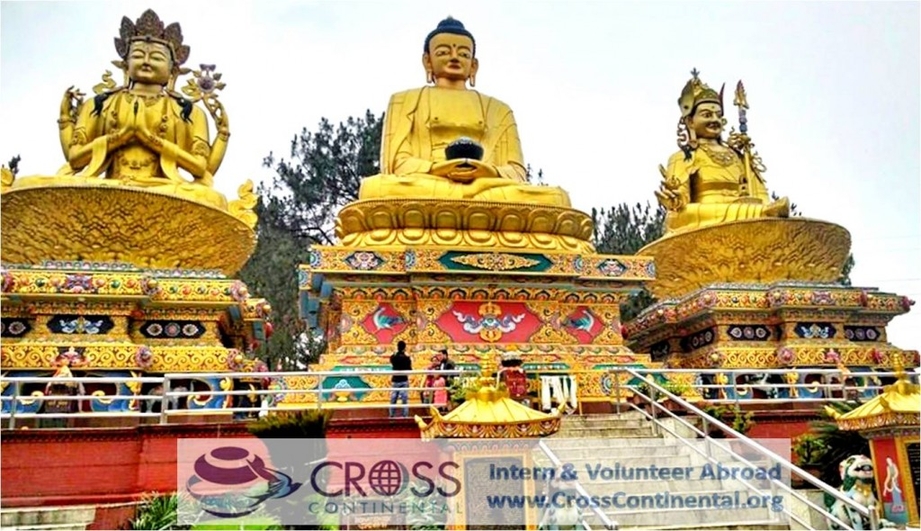 international internships and volunteer abroad Asia Nepal 180 monastery project abroad