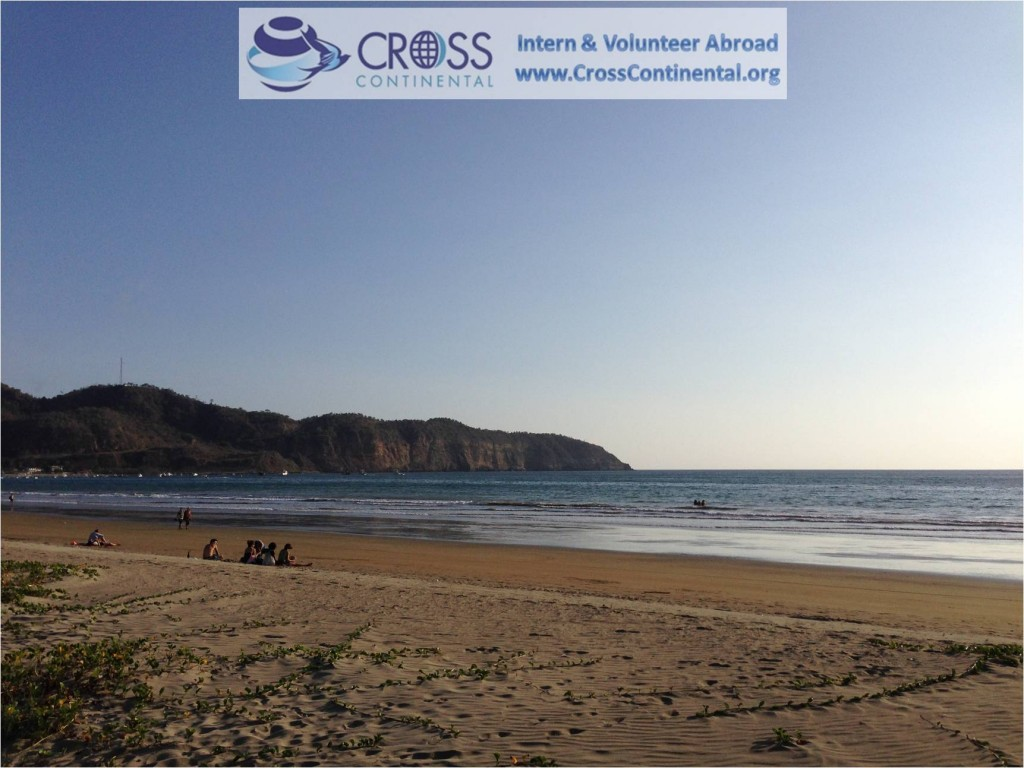 Beautiful Volunteer Abroad Location: Beach Town in Ecuador