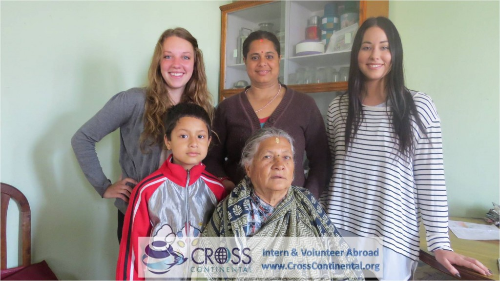 international internships and volunteer abroad Asia Nepal 184 dental volunteer with host