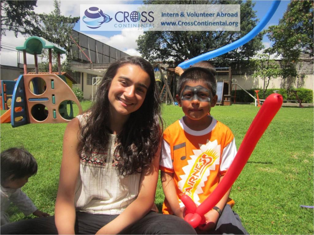 high school volunteer abroad South America orphanage work Quito Ecuador 166