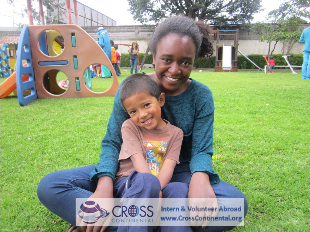 high school volunteer abroad South America orphanage work Quito Ecuador 167
