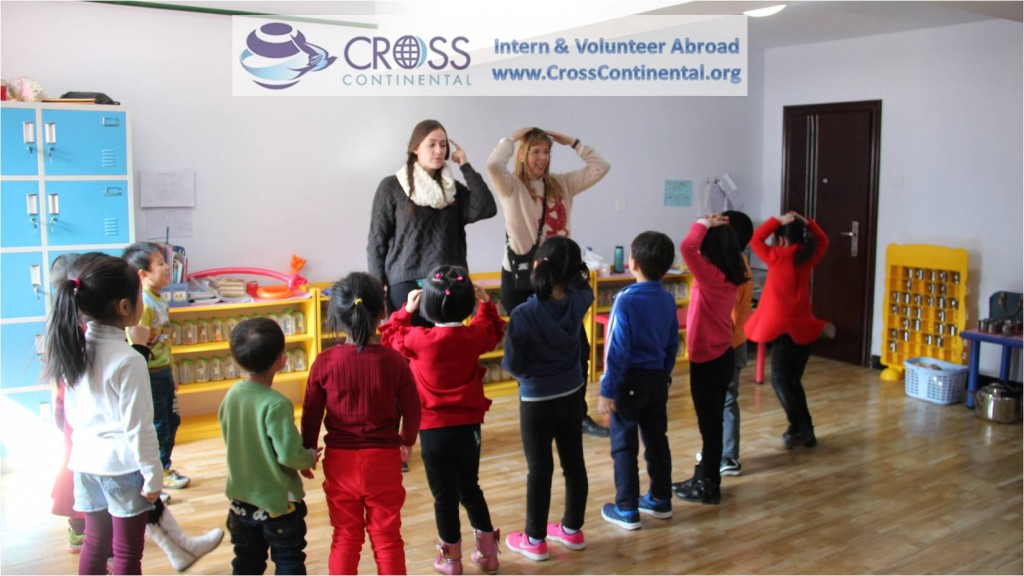 family volunteer vacations abroad in China 2